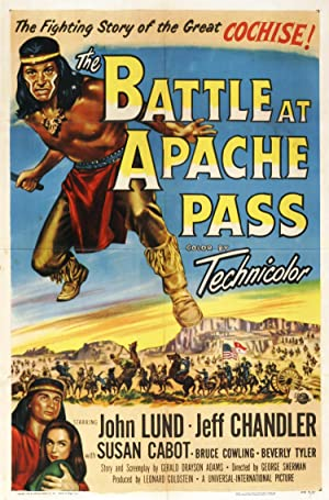The Battle at Apache Pass (1952)