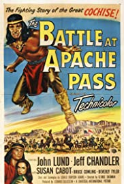 The Battle at Apache Pass (1952) Poster - Movie Forum, Cast, Reviews