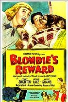Image of Blondie's Reward