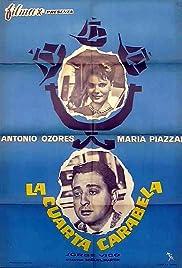 La IV carabela Poster