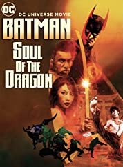 Batman: Soul of the Dragon (2021) poster