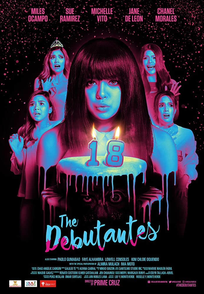 The Debutantes (2017) HDRip