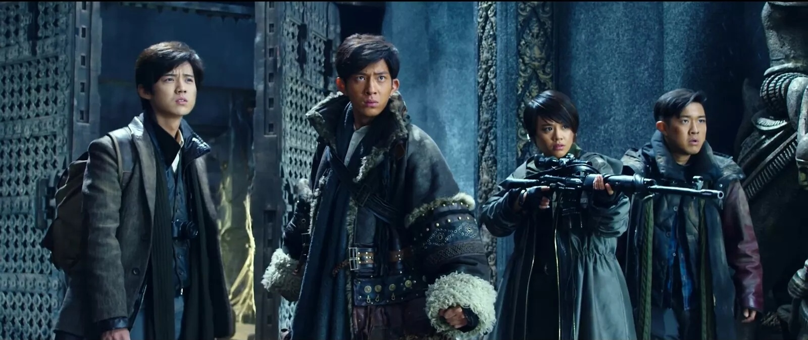 Time Raiders (Dao mo but ky)