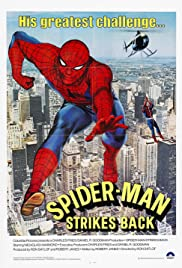 Spider-Man Strikes Back (1978) Poster - Movie Forum, Cast, Reviews