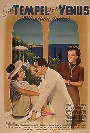 Im Tempel der Venus Poster