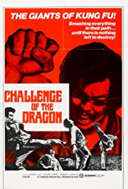 Challenge of the Dragon Poster