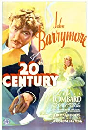 Twentieth Century (1934) Poster - Movie Forum, Cast, Reviews