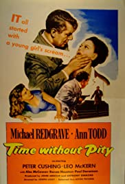 Time Without Pity (1957) Poster - Movie Forum, Cast, Reviews