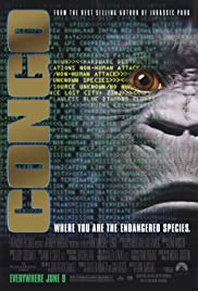 Congo (1995) Poster - Movie Forum, Cast, Reviews