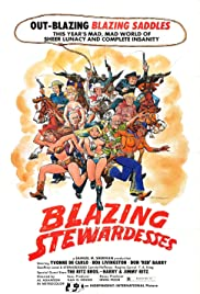 Blazing Stewardesses (1975) Poster - Movie Forum, Cast, Reviews