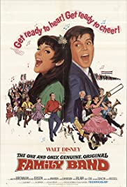 The One and Only, Genuine, Original Family Band (1968) Poster - Movie Forum, Cast, Reviews