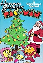 Christmas Comes to PacLand Poster