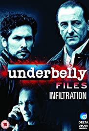 Underbelly Files: Infiltration Poster