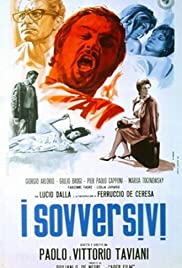 I sovversivi (1967) Poster - Movie Forum, Cast, Reviews