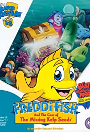 Freddi Fish and the Case of the Missing Kelp Seeds Poster