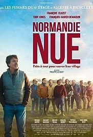 Normandie nue Poster