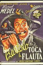 Image of Bartolo toca la flauta