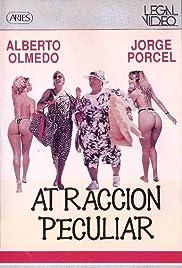 Atracción peculiar Poster
