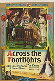Across the Footlights Poster