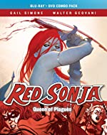Red Sonja Queen of Plagues(1970)