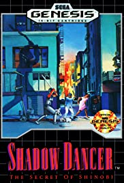 Shadow Dancer: The Secret of Shinobi Poster
