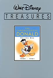 Walt Disney Treasures: The Chronological Donald Poster