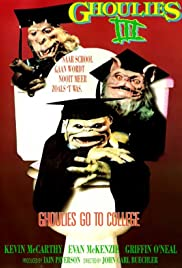 Ghoulies Go to College (1991) Poster - Movie Forum, Cast, Reviews