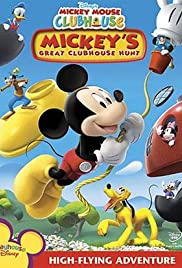 Mickey's Great Clubhouse Hunt Poster