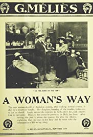A Woman's Way Poster