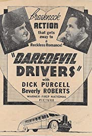 The Daredevil Drivers Poster