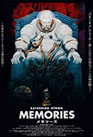 Memories (1995) Poster - Movie Forum, Cast, Reviews