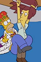 Image of The Simpsons: The Great Louse Detective