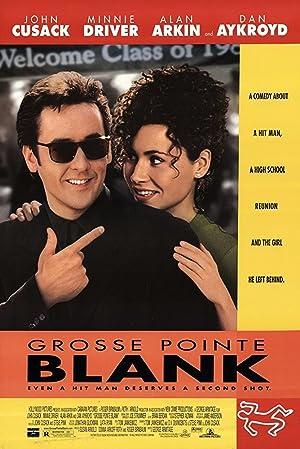 Grosse Pointe Blank poster