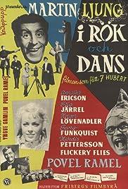 I rök och dans Poster