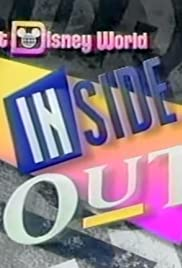 Walt Disney World Inside Out Poster