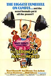 The Strongest Man in the World (1975) Poster - Movie Forum, Cast, Reviews
