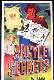 The Argyle Secrets Poster
