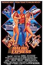 Malibu Express (1985) Poster