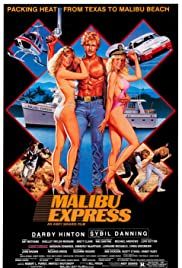 Malibu Express (1985) Poster - Movie Forum, Cast, Reviews