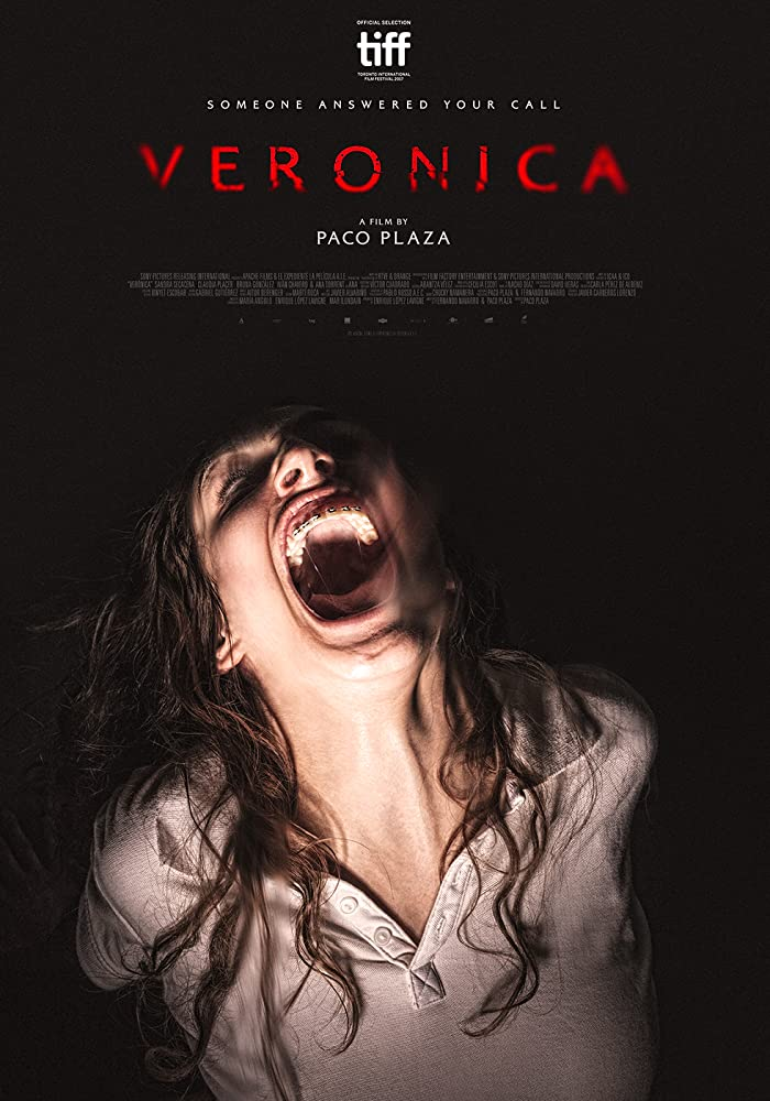 Veronica 2017 Full Horror Movie 890MB