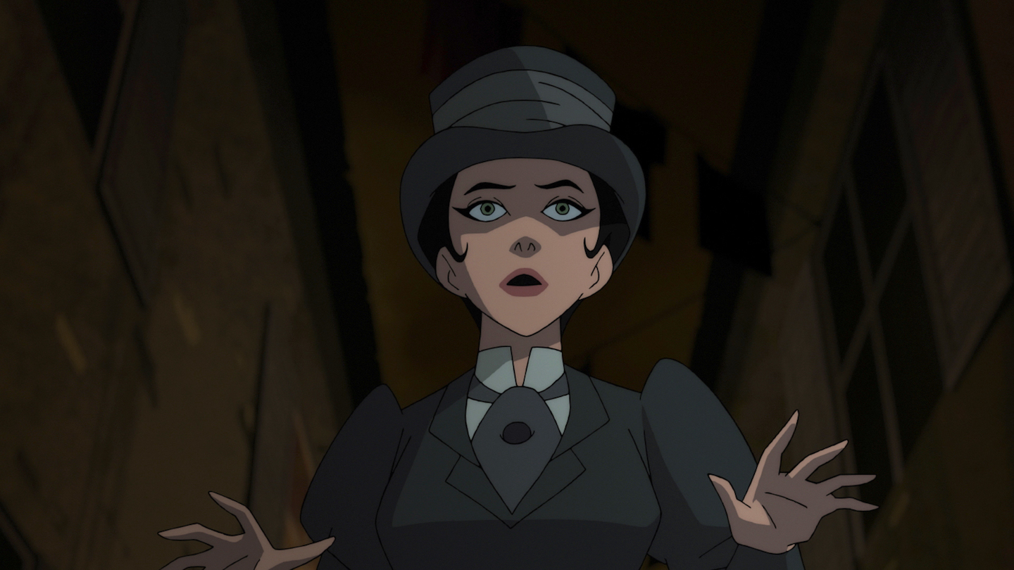 Jennifer Carpenter in Batman: Gotham by Gaslight (2018)