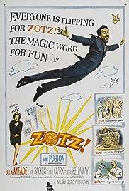 Zotz!(1962) Poster - Movie Forum, Cast, Reviews