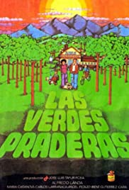 Las verdes praderas Poster