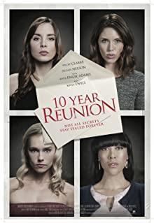 Poster 10 Year Reunion