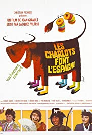 Charlots Go to Spain Poster