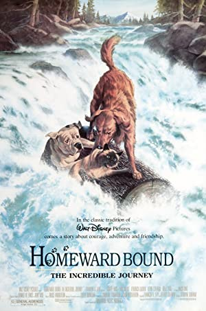 Watch Homeward Bound: The Incredible Journey 1993  Kopmovie21.online