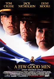 A Few Good Men (1992) Poster - Movie Forum, Cast, Reviews