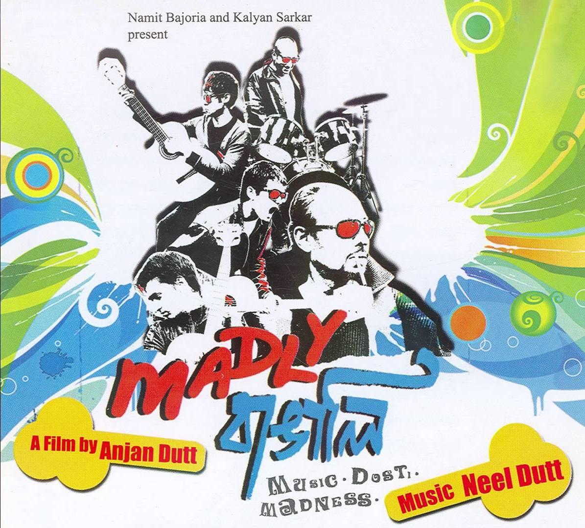 Madly Bangali (2009) Bengali 720p WEB-DL x265 AAC 850MB