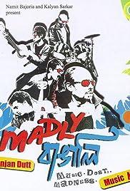 Madly Bangali Poster