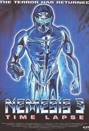 Nemesis 3: Time Lapse Poster